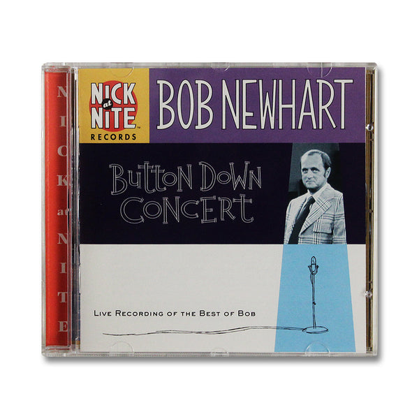 Button Down Concert - Live Recordings Of The Best Of Bob CD