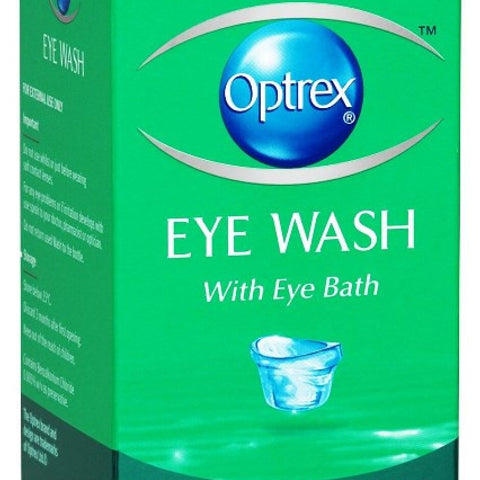 Image of Optrex Eye Wash 110ml