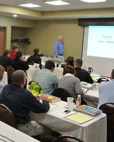 Business Management Training Class for Contractors