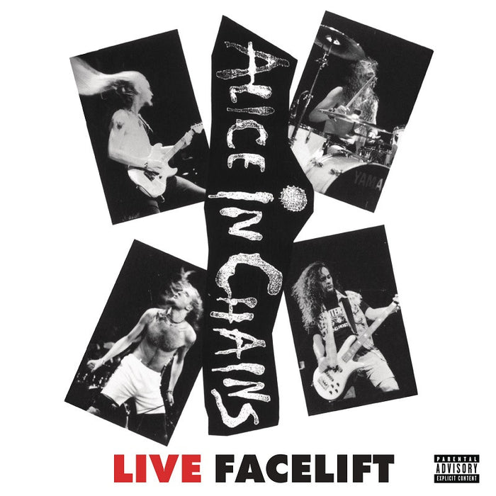 Live-Facelift (Vinyl) (2LP)