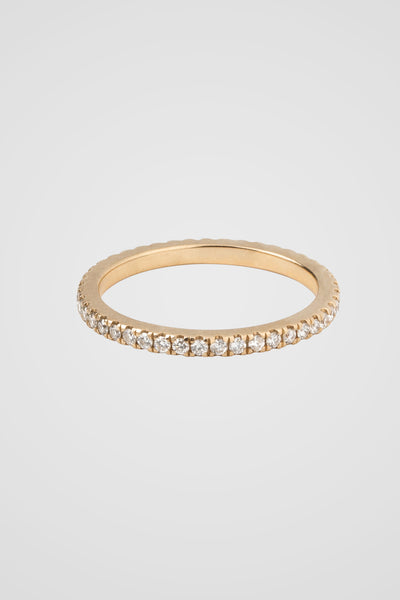 ÉTOILE FINE ETERNITY RING