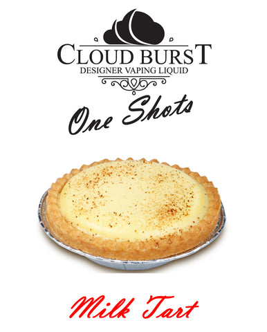 Cloud Burst One Shot - Milk Tart - vape-hyper