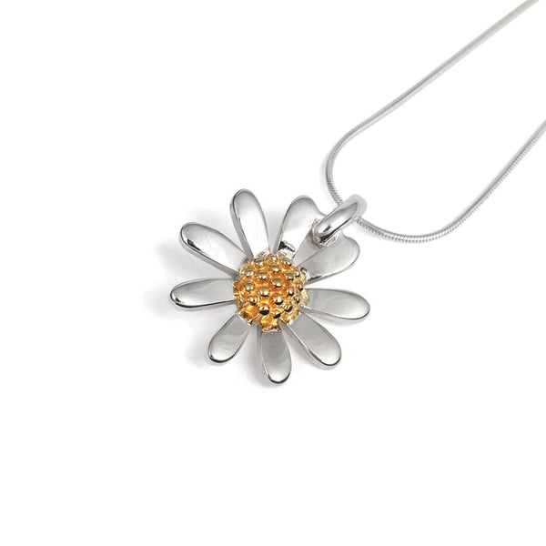 Marguerite Daisy Pendant Medium