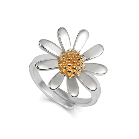 Marguerite Daisy Ring