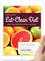 Tosca Reno's Eat-Clean Diet® 5-Day Winter Juice Cleanse - Cover Art
