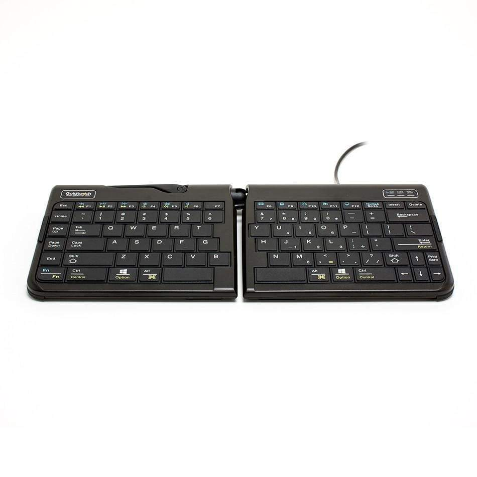 Goldtouch Keyboard Goldtouch Go!2 Mobile Keyboard | PC and Mac