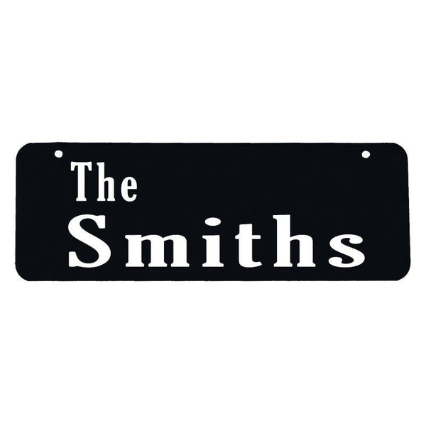 "Applied 16"" Nameplate Address Sign - Address America"