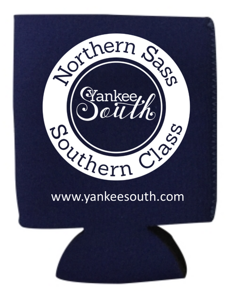 Yankee South Navy Koozie - Yankee South