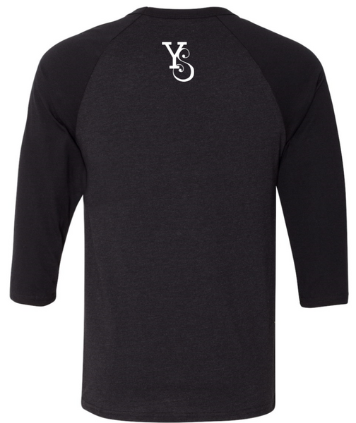 Yankee South Hustle Baseball T - Yankee South