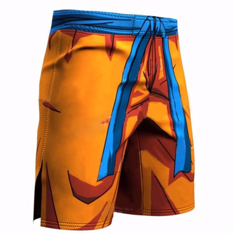 Goku's Battle armor shorts - Dragon ball z Merchandise