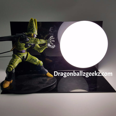 Dragon Ball Z Lamp Cell - Dragon ball z Merchandise
