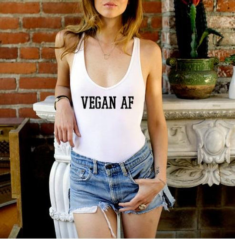 Vegetaryn Lettuce Eat Plants Graphic Tee