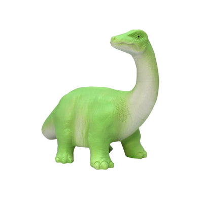 LED Green Diplodocus Dinosaur Light