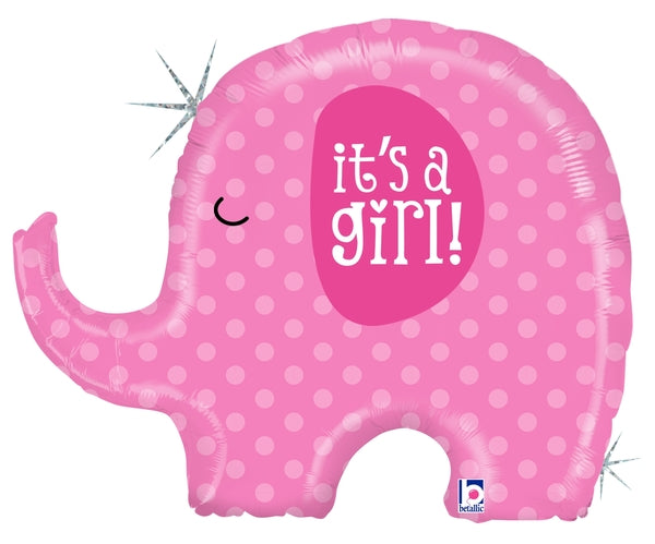 Its A Girl Elephant