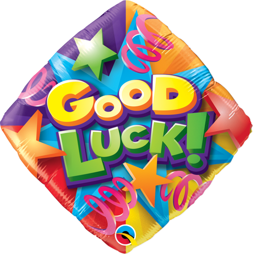 Good Luck Stars & Streamers