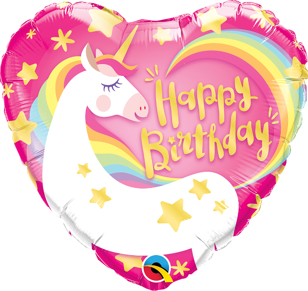 Birthday Magical Unicorn