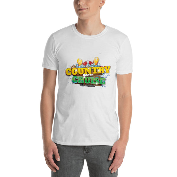 Short-Sleeve Unisex T-Shirt - California