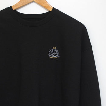 NAP KING - Embroidered Premium Sweatshirt