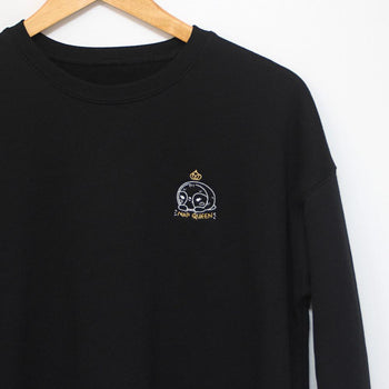 NAP QUEEN - Embroidered Premium Sweatshirt