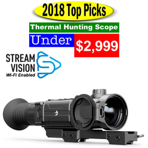 2018 Top Pick. Thermal Hunting Scope under $2,999.