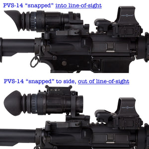 Sightmark PVS-14 Slide to Side Quick Detach Weapon Mount DEMO