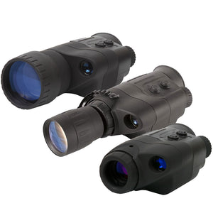 Sightmark Eclipse Series Gen1+ Night Vision Scopes | 2x24 (bottom) | 3x42 (middle) | 4x50 (top)