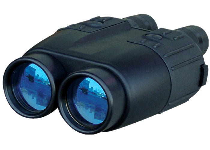 Newcon LRB-4000CI Laser Range Finder Binocular | 2.49-Mile Range | Computer Connectivity | Speed Detection | Compass | Inclinometer