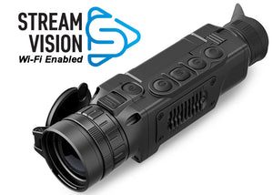 Pulsar Helion XQ-Series Wi-Fi Enabled Thermal Imaging Scope Stream Vision iOS and Android apps