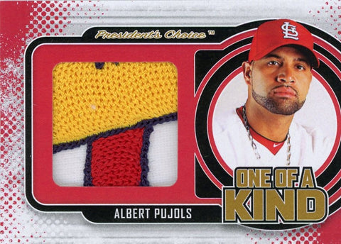Albert Pujols One of A Kind 1/1