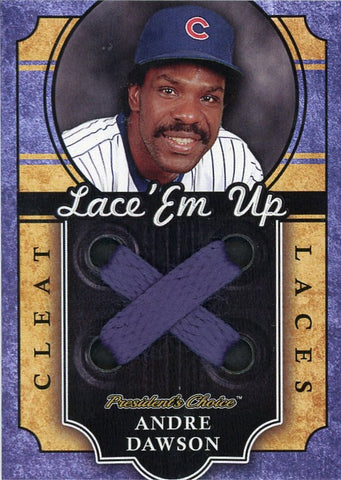 Andre Dawson Lace 'Em Up /5