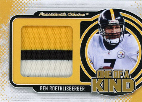 Ben Roethlisberger One of A Kind 1/1