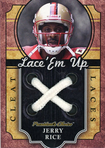 Jerry Rice Lace 'Em Up /5