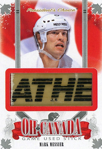Mark Messier Game-Used Stick /3