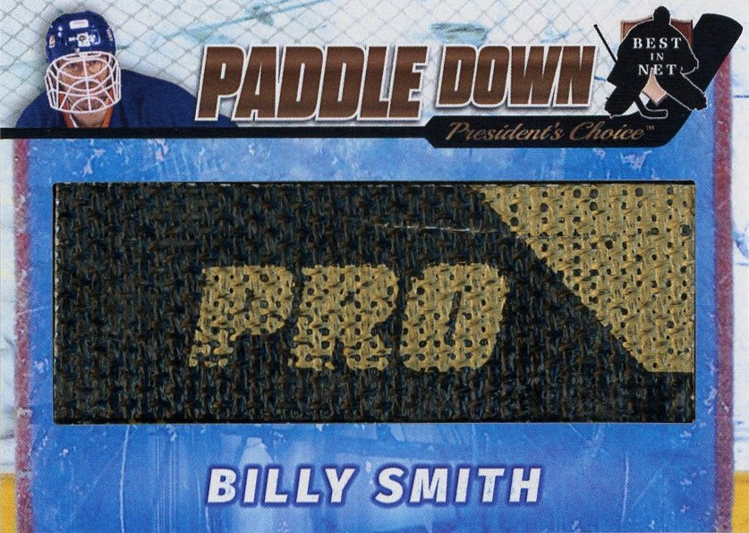 Billy Smith Paddle Down /5