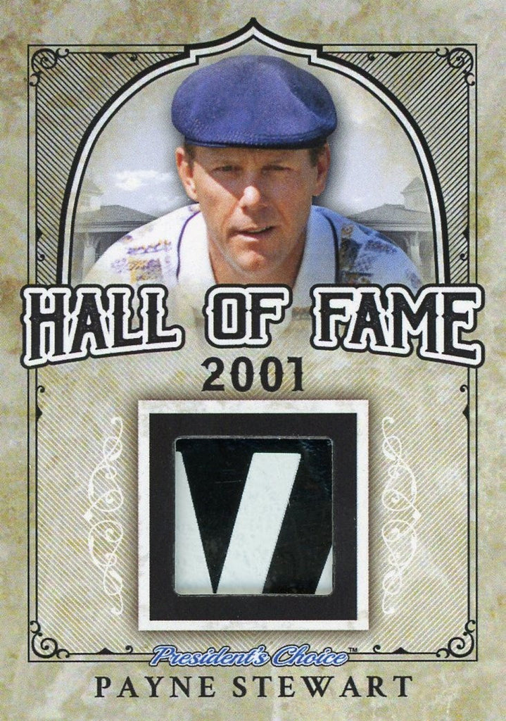 Payne Stewart Hall of Fame 1/1
