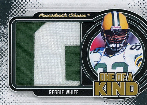 Reggie White One of A Kind 1/1