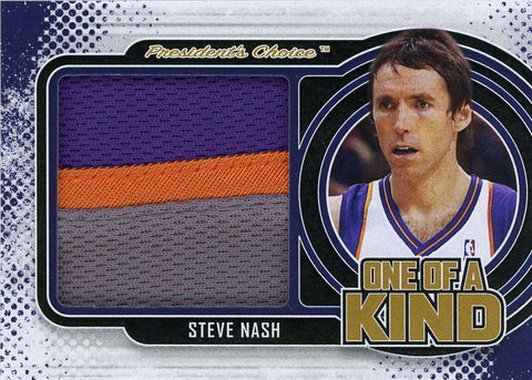 Steve Nash One of A Kind 1/1