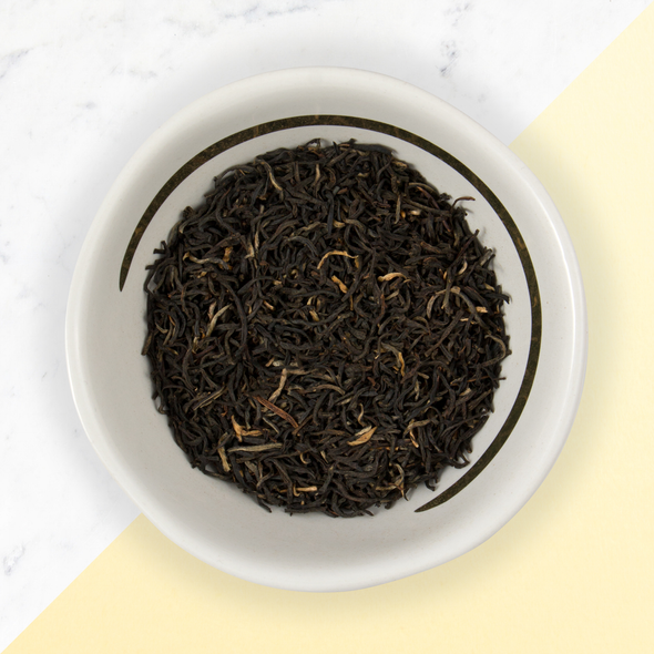 ORGANIC WEST JALINGA ASSAM<br><span>Black Estate Tea</span>