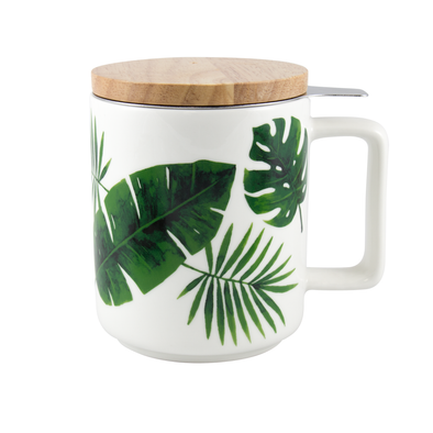 LUSH BOTANICALS - BREW-IN MUG <br><span>Tealish Durables</span>