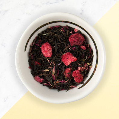 RASPBERRY EARL GREY<br><span>Black Tea</span>