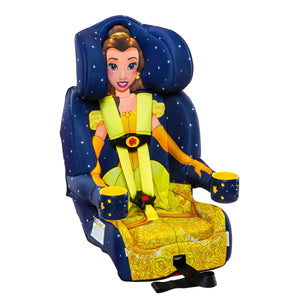 KidsEmbrace Disney Belle Combination Harness Booster Car Seat