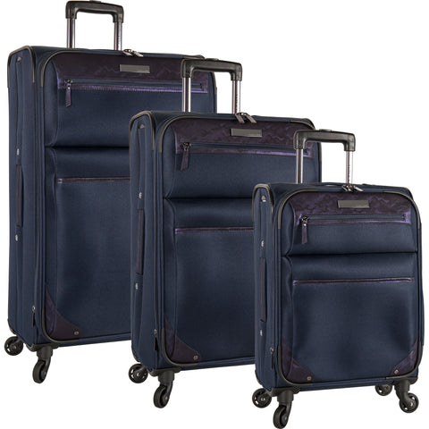 Vince Camuto Courtnee 3 Piece Spinner Luggage Set