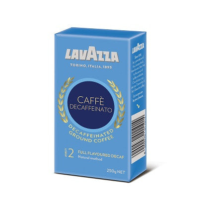 Lavazza Decaffeinato Ground 250g