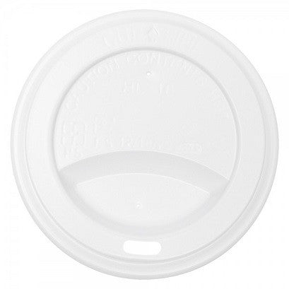 White Recyclable Ecolids