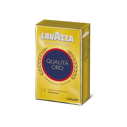 Lavazza Qualita Oro Ground