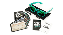 Knockaround POW! WOW! Long Beach Sunglasses, Set