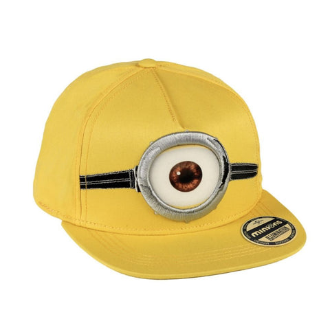 Minion Caps 3D size 54-56