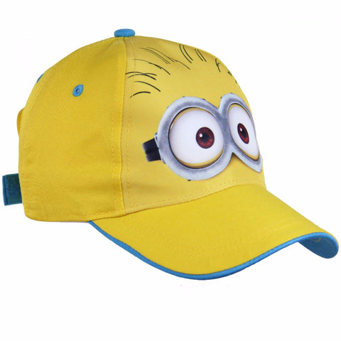 Minions Baseball caps Sizes 52 and 54