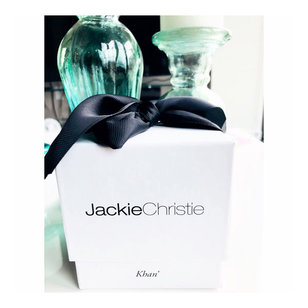 Jackie Christie Khan' Candle  SOLD OUT!