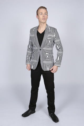 Modern Pepperfruit Goldsmiths Blazer